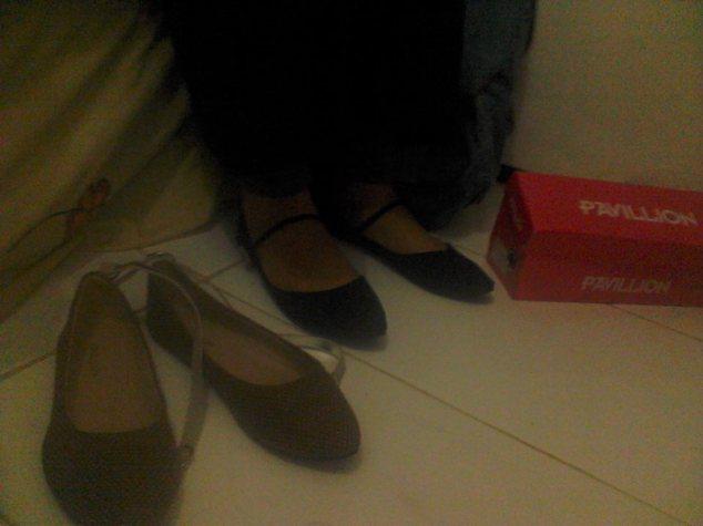 sepatu baru kims