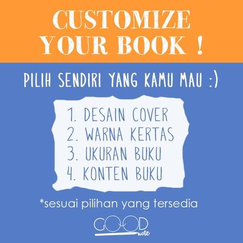 Customize Your Book! @GoodNoteID