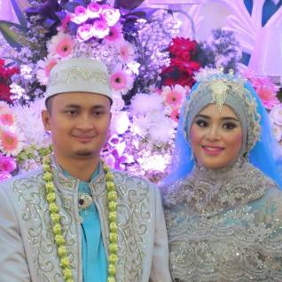 nurul's wedding 1